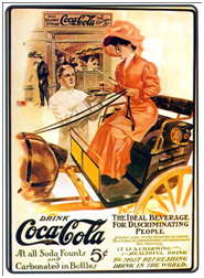 Reklama Coca Coli